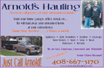 Arnold's Hauling and Recycling