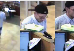 """Alleged """"Fanny Pack"""" Bank Robber"""