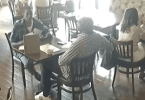 Alleged Wallet Thief Caught on Camera