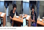 Alleged McCandless Female Bank Robber