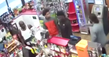 Suspects Leave Store Clerk Dying of Heart Attack