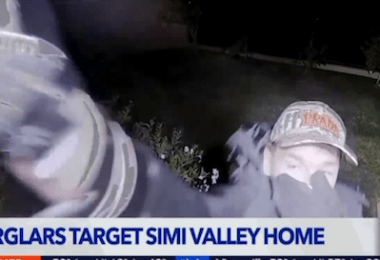 ID #18-553 Alleged Simi Valley Burglars