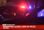 Stockton Police and CDC Officer Shoot ing