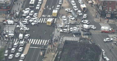 Six Philadelphia Police Officers Have Been Injured During an Active Shooter