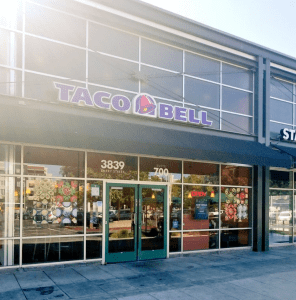 Emeryville Taco Bell