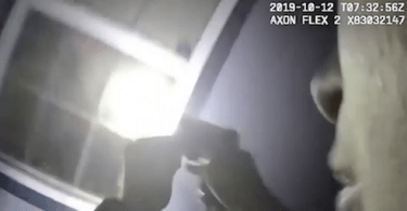Fort Worth Police Shooting Caught on Camera