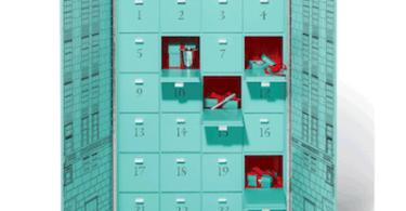 Tiffany and Co. is advent calendar