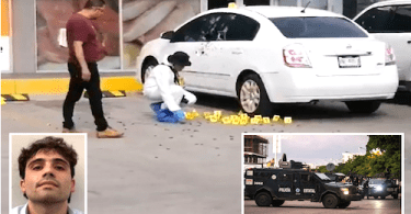 Mexican Police Officer Who Arrested EL Chapo's Son is Murdered