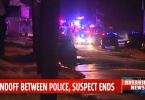 Police Officer Injured by Active Shooter