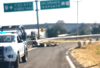 The bodies were found in bags on the Celaya-Salamanca highway.