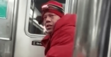 Alleged Attempted Abduction on Subway Caught on Camera