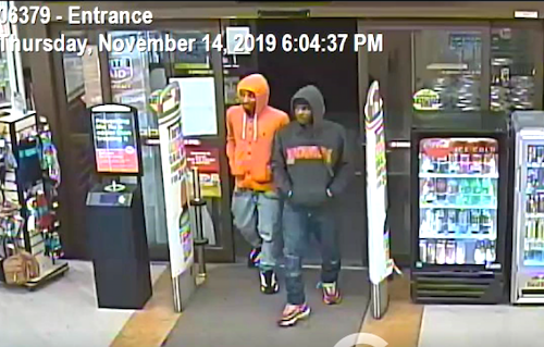 ID #20-16 Rite Aid Robbery Suspects