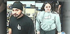 ID #20-17 Wanted by Torrance Police Department
