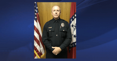 Magnolia Police Chief Shot Todd Dew