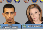 Obie Apodaca-Carlson and Jamie Quintana Wanted by Task Force