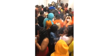 Chicago Police Break Up Large Party Violating Stay-at-Home Order