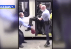 Man Dragged Off Bus for not Wearing Mask