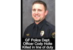Grand Forks Police Officer Cody Holte