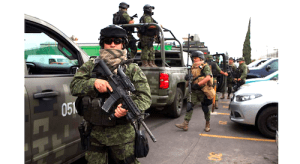 They'll be patrolling Mexico's streets for another four years