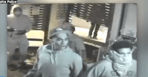 Men Wanted For Alleged Burglary at Pharmacy