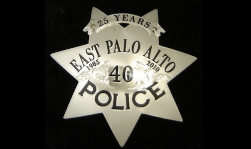 East Palo Alto Police Badge