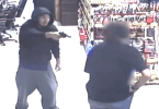 ID #20-295 Alleged robbery suspect caught on camera