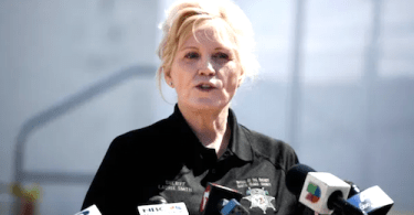 Sheriff and Undersheriff Plead the Fifth During Grand Jury Probe
