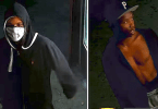 ID #20-312 Alleged shooting suspects photos provided by NYPD