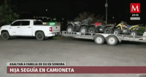 Mexico Police Locate Truck Stolen From Arizona Family on Vacation