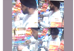 ID #20-433 Alleged robbery suspect