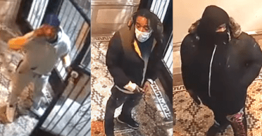 ID #20-481 Alleged robbery suspects