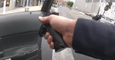 LAPD shooting caught on camera