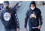 ID #21-89 The El Cerrito Police Department released photos of two suspects wanted in connection with a carjacking.