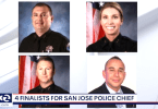 San Jose Police Chief Search Down to Four Finalist
