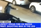 ID #21-137 Gunman wanted by NYPD