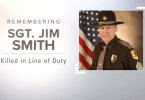 Iowa State Police Sgt. Jim Smith
