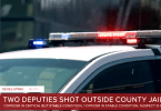 Two Salt Lake Sheriff's Deputies Shot Seriously Wounded, Suspect Dead