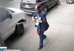 ID #21-200 Alleged assault and robbery suspect Credit: NYPD Crime Stoppers