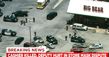 Cashier Shot and Killed and Deputy Wounded by Man Asked to Wear Mask