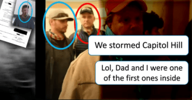 Father and Son Among 5 More Arrested in Connection with Capitol Insurrection