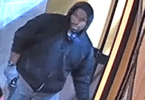 ID #21-245 Alleged suspect in murder of Dunkin Donuts manager Provided by Philadelphia PD