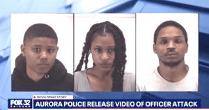 3 Arrested for Alleged Attempted Murder of Police Officer Caught on Camera