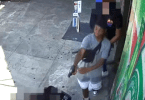 ID #21-318 Alleged suspect provided by NYPD
