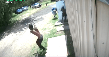 Temple Police Looking for Suspects in Wild Shootout Caught on Camera
