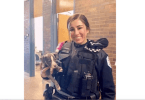 Chicago Police Officer Ella French was killed in the line of duty.