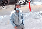 ID #21-369 Alleged Assault with a Deadly Weapon Suspect Sought Credit: LAPD