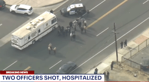 San Bernardino Official Give Update on 3 Law Enforcement Officers Shot in 2 Days