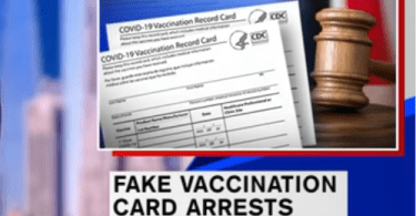 Woman Accused of Selling 250 Fake COVID Vaccine Cards Over Instagram