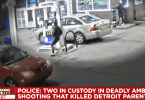2 in Custody in Deadly Ambush Shooting That Killed Detroit Parents