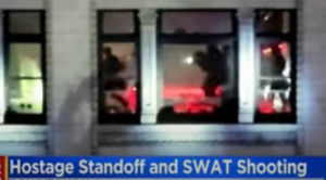 LAPD SWAT Shoots and Kills Armed Hostage Taker on Crime Spree